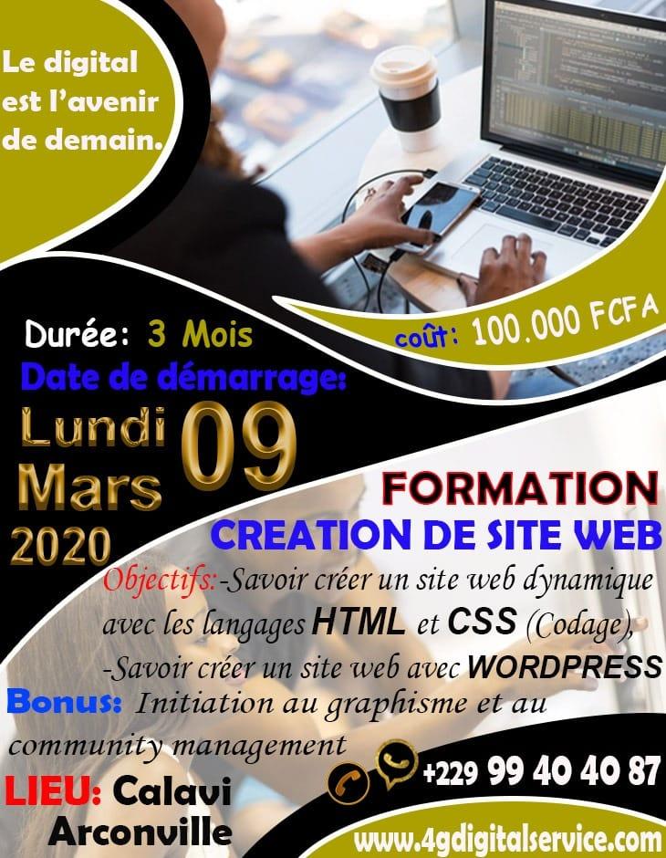 devenir webmaster